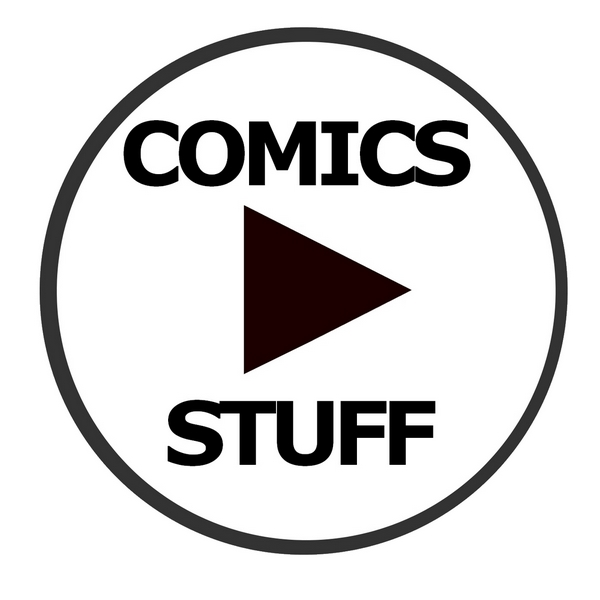Comics Stuff Logo 600x600