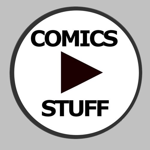 Comics Stuff Logo 500x500