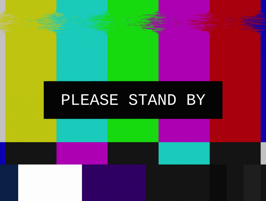 Podcasts : Please Stand By