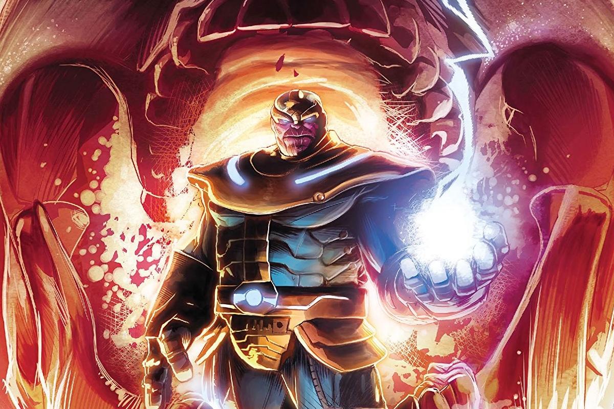 Thanos Gagne Comics Ete 2019