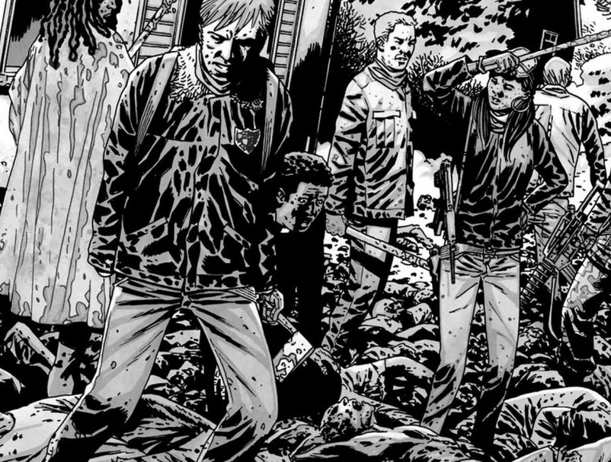 Robert Kirkman : L'après The Walking Dead