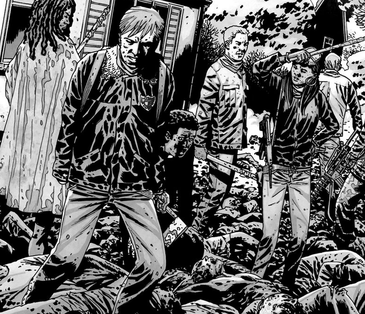 Robert Kirkman - Et Apres Walking Dead