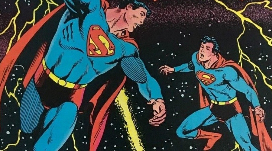 DCComics Presents Superman meets Superboy
