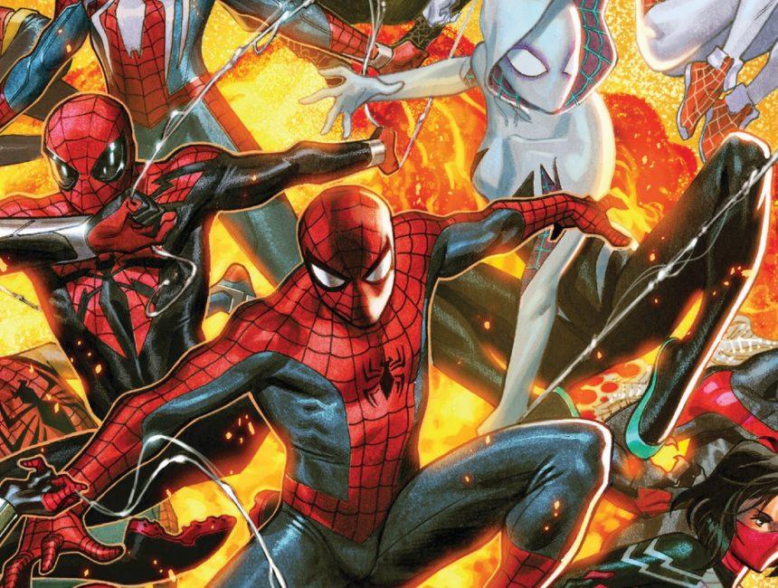 Spider-geddon : Le Spider-verse trouve ses limites