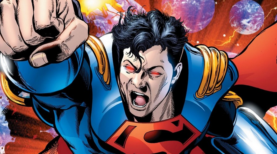 Superboy Prime - Brightburn