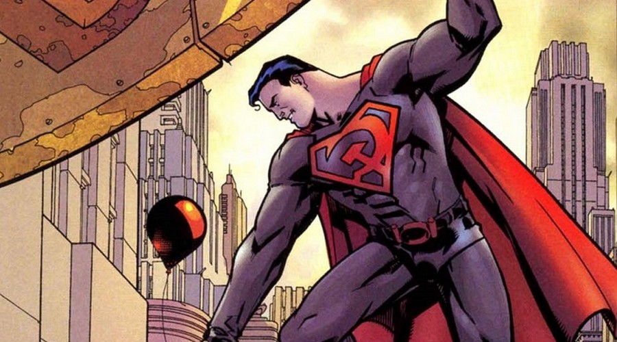 Superman Red Son Brightburn influence