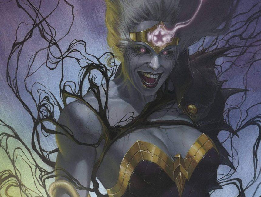 Justice League Dark : Wonder Woman rencontre Shadowpact