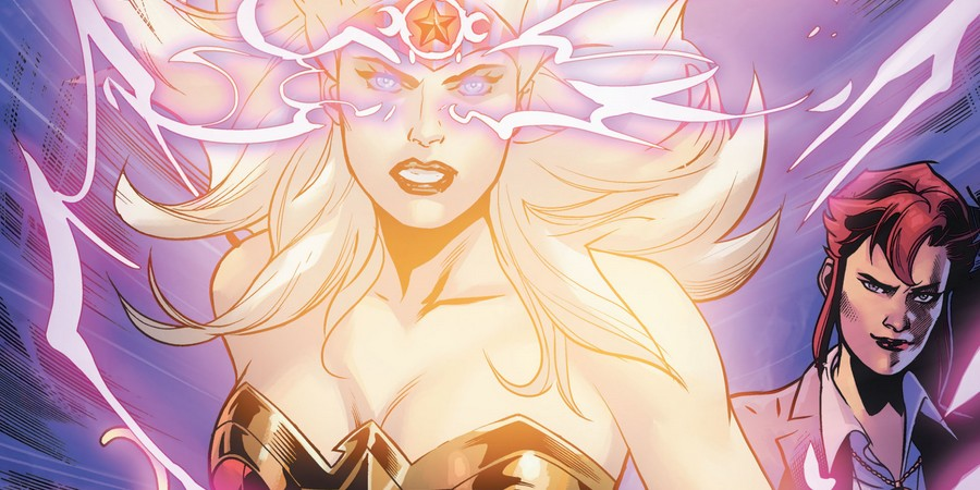 Justice League Dark Wonder Woman Vol01