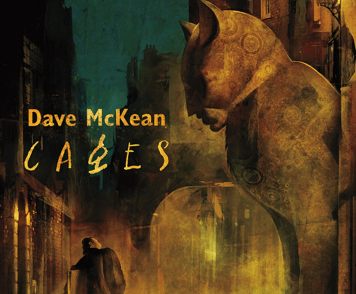 Cages Dave McKean Review