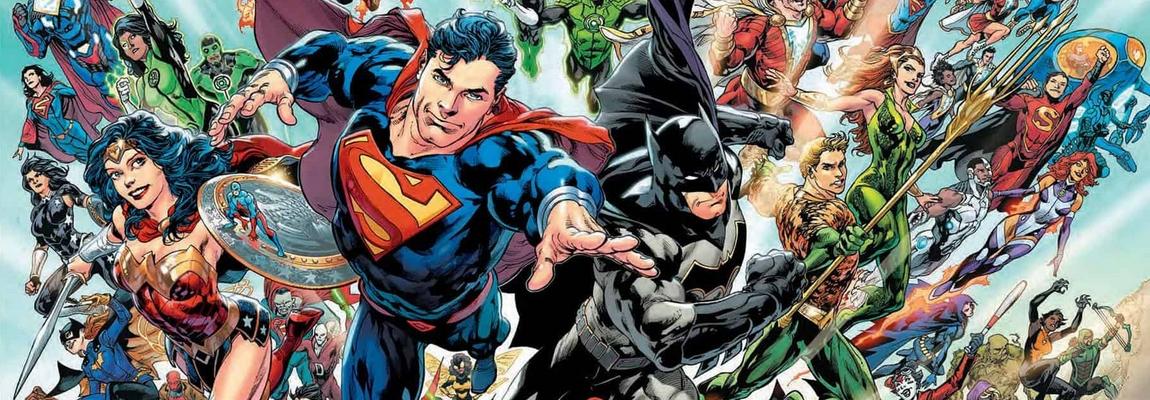 DC Comics Banner 2018