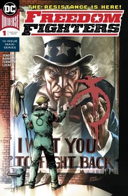 Freedom Fighters 2019 Vendetti Barrows