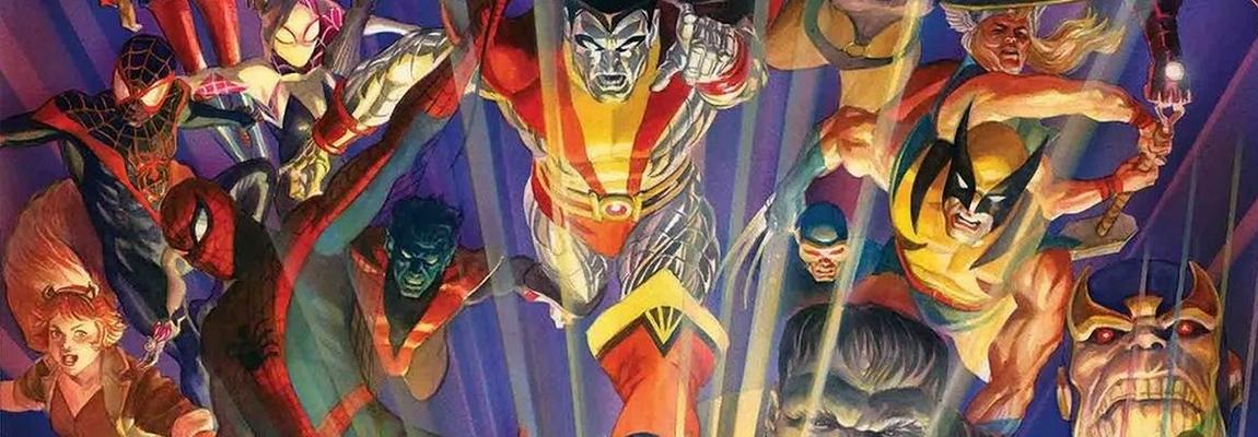 Marvel 1000 Cover