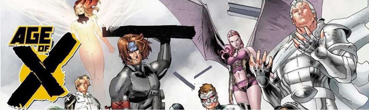 Age of X Clay Mann X-men Guide