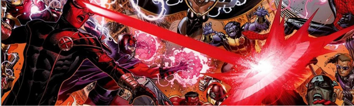 Avengers VS X-men Jim Cheung