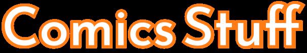Comics Stuff Logo