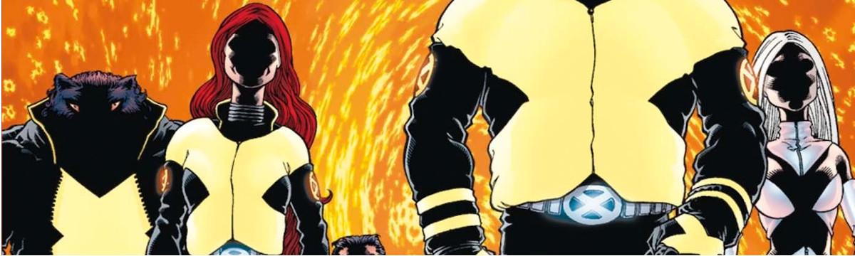 New X-men Grant Morrison Frank Quitely