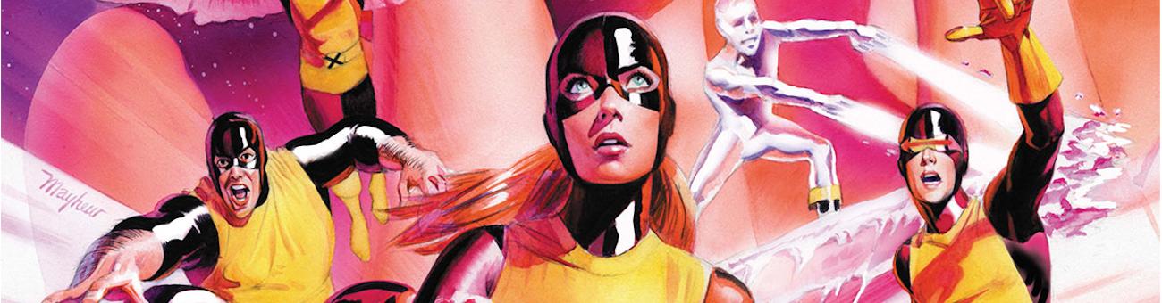 X-men Origins Couverture