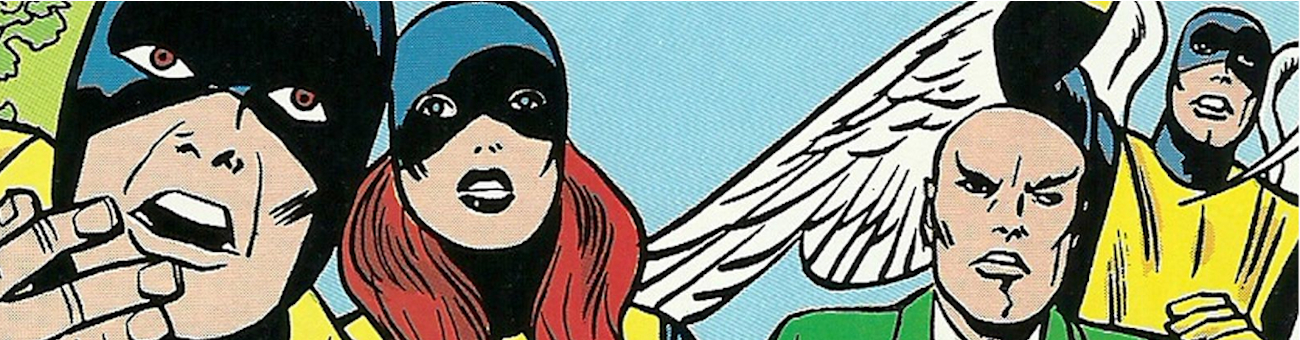 Uncanny X-men par Jack Kirby Stan Lee