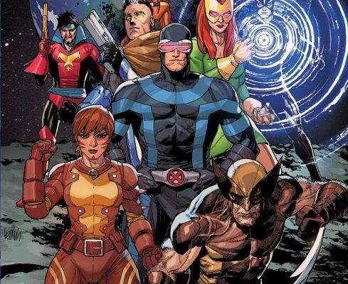 Les X-men de Jonathan Hickman : la quintessence de son oeuvre ?