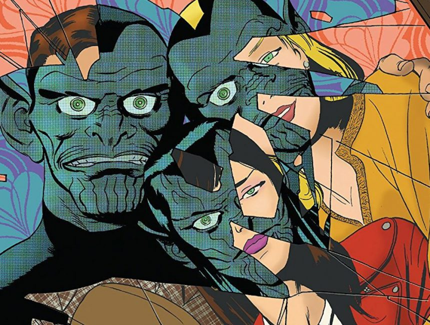 Meet The Skrulls : L'univers Marvel comme reflet social