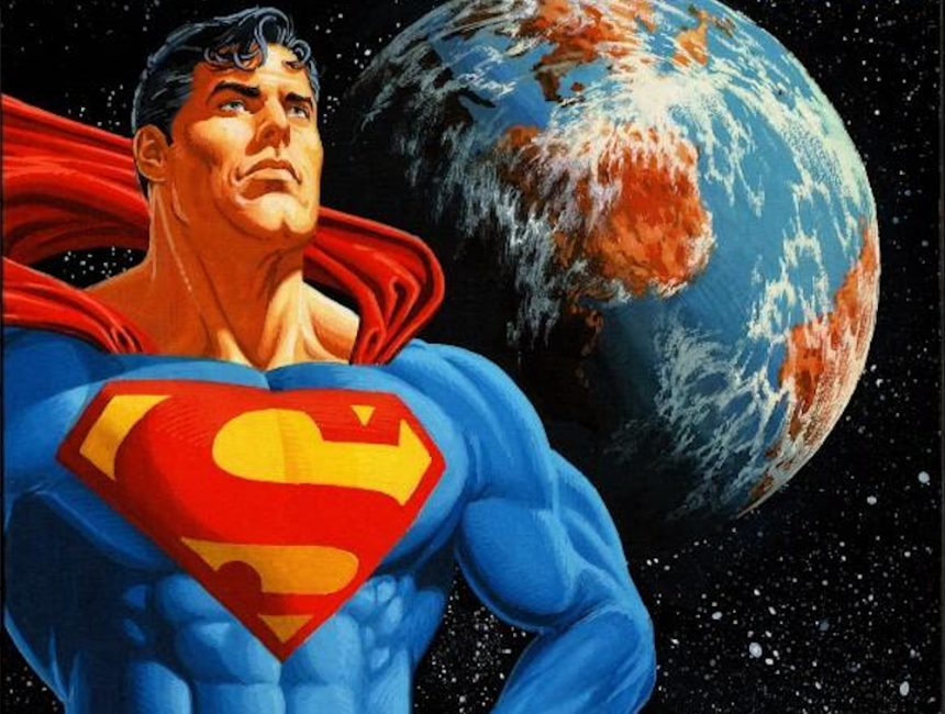 Superman : For Earth : Le super-héros face à la crise écologique
