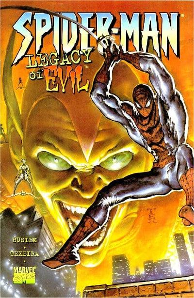 spider-man evil