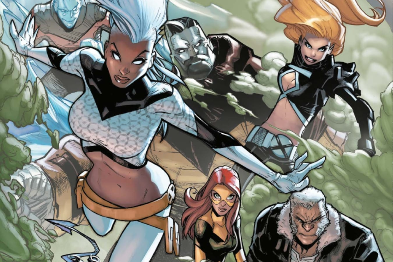 x-men humberto ramos cover