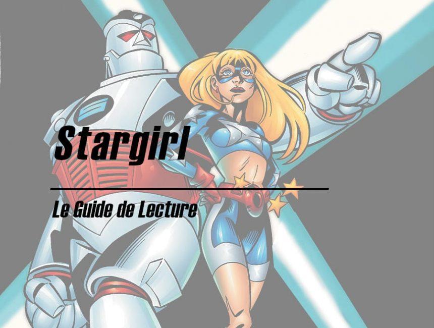 Commencer les comics Stargirl
