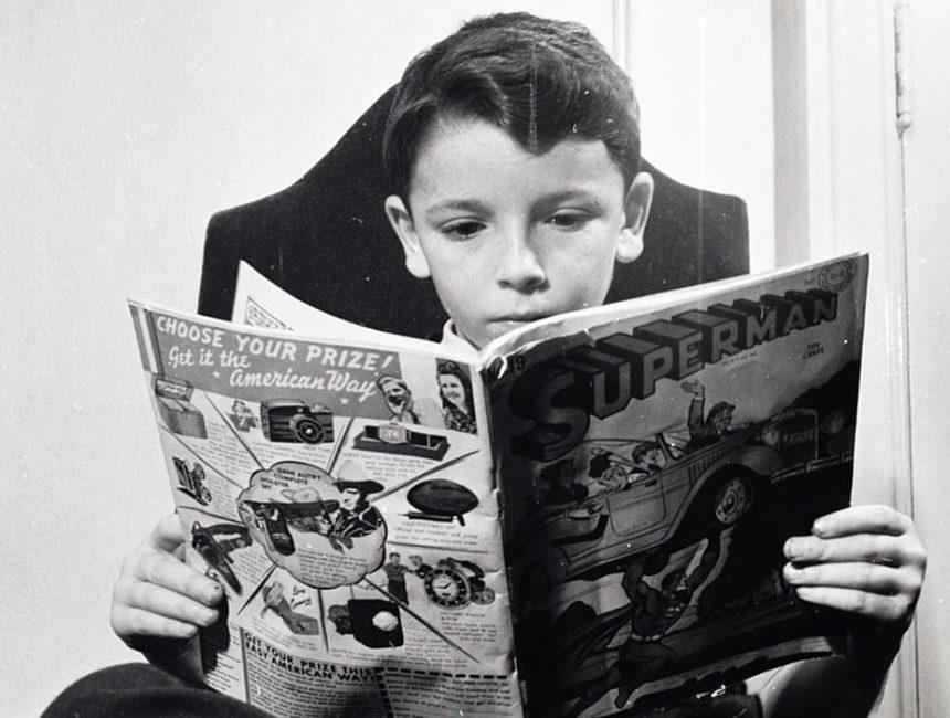 Pourquoi lire des comics ?