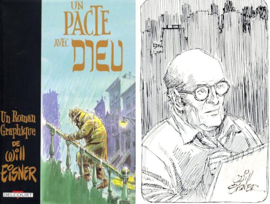 Will Eisner et le Graphic Novel : Une histoire du roman graphique