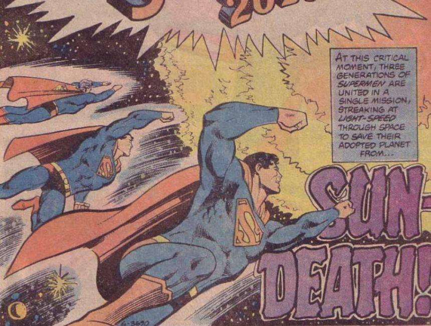 Superman 2020 : Le Superman d'aujourd'hui vu par les artistes d'hier