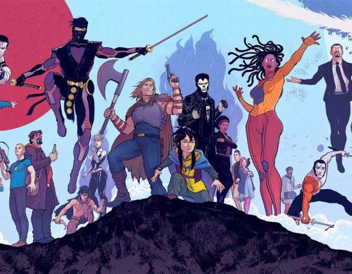Valiant Comics : pour un retour en 2021 ?