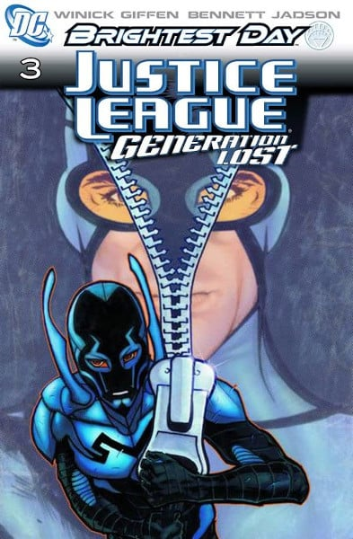 justice league generation lost cover