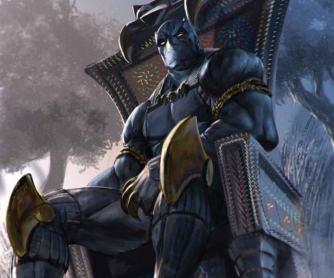 Black Panther : Symbole du Black Power