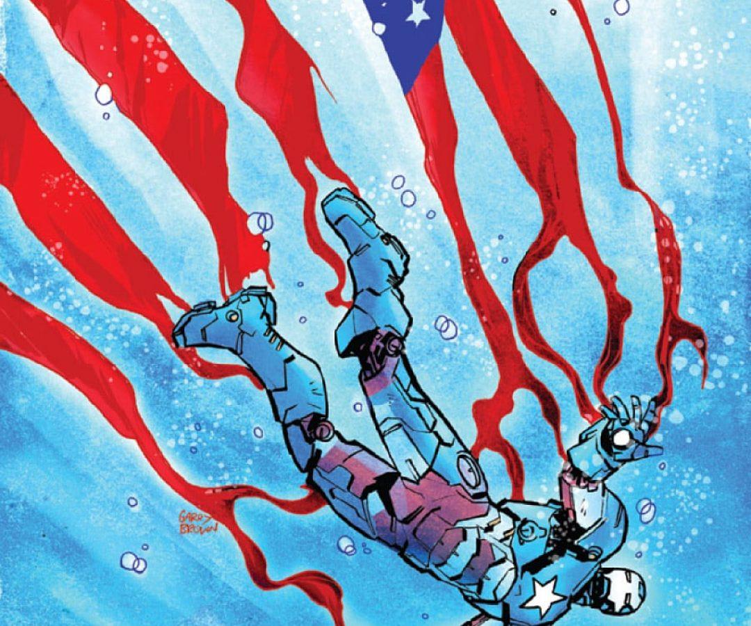 Iron Patriot : La machine au service du pays par Ales Kot