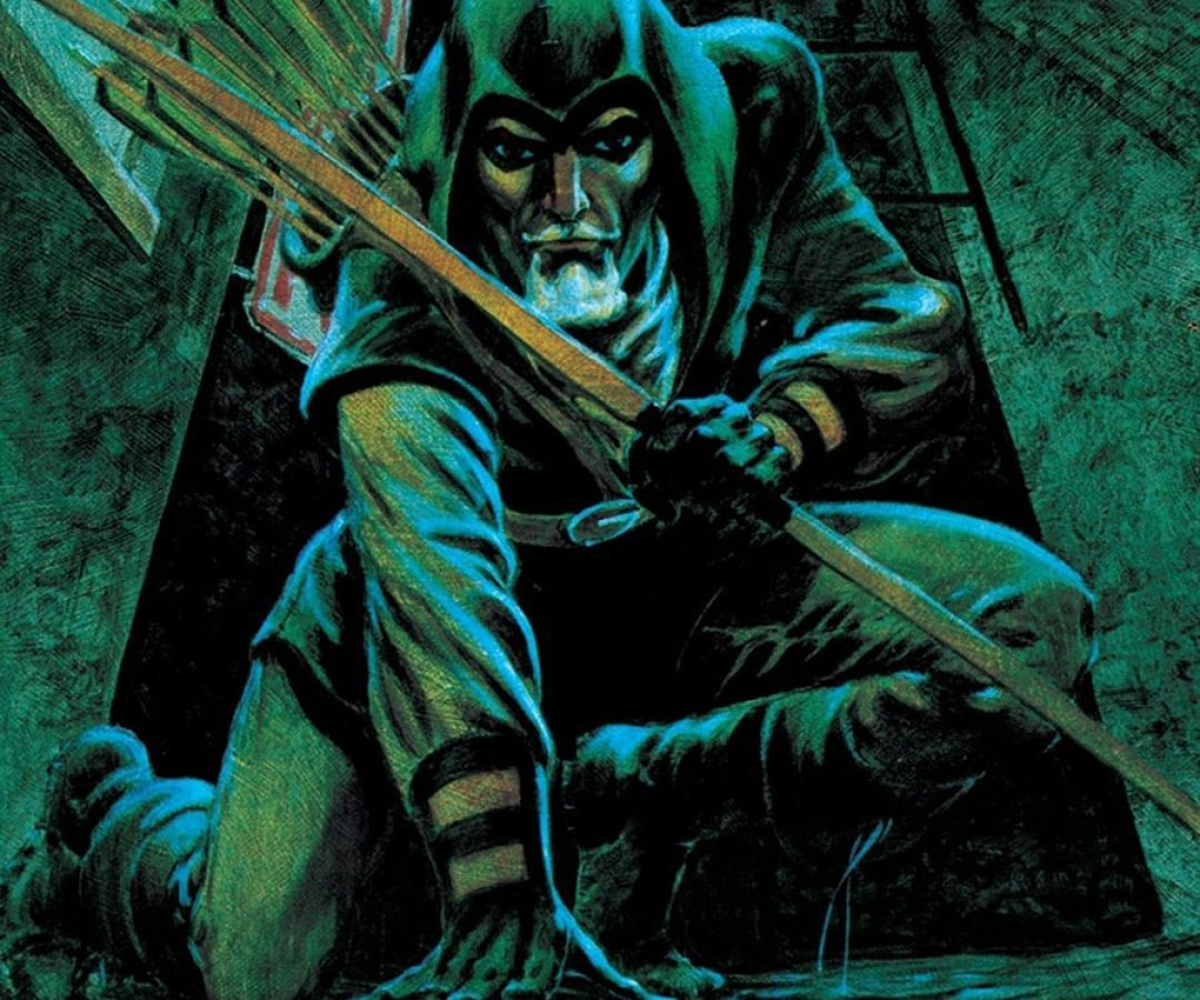 Green Arrow : Longbow Hunters, une série culte de l'archer vert