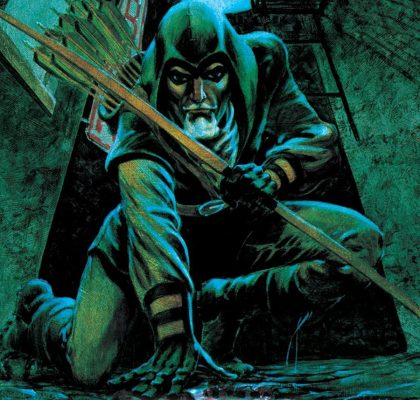 Green Arrow : Longbow Hunters, une série culte de l'archer vert