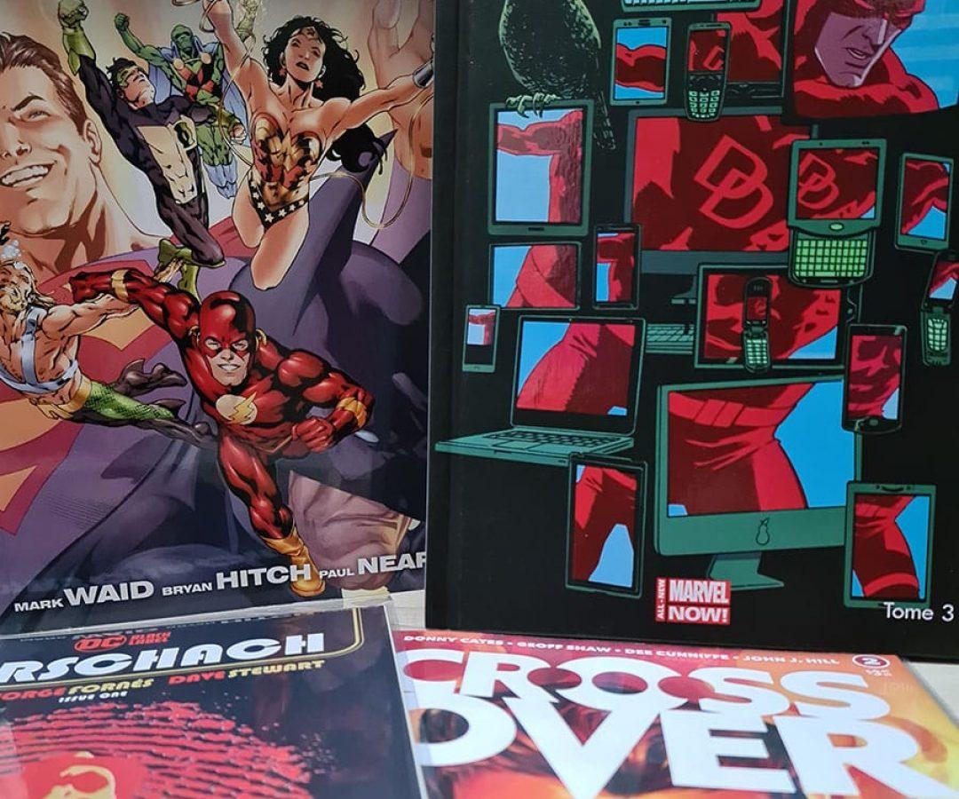 Où acheter des comics ?