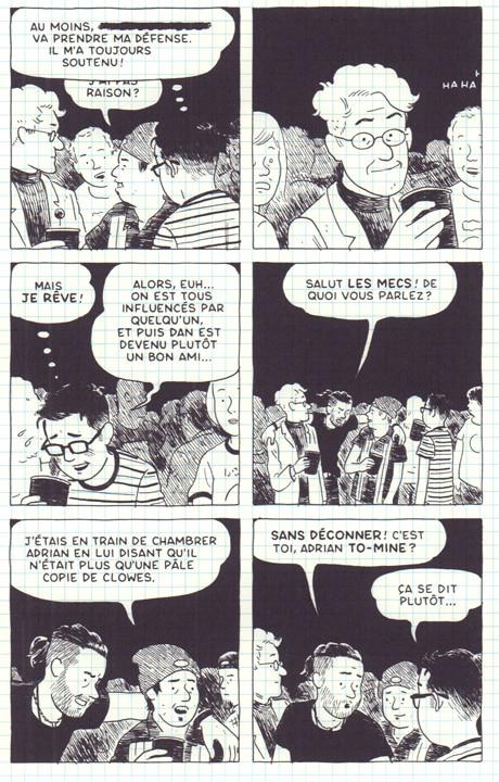 marathonien bande dessinee