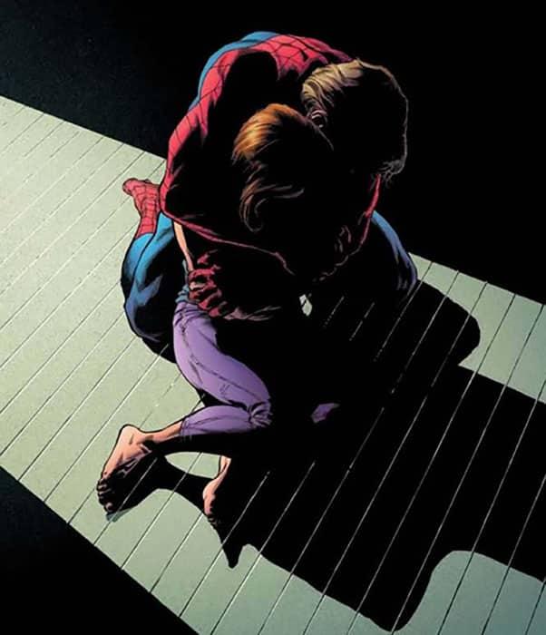 Peter Parker MJ Quesada